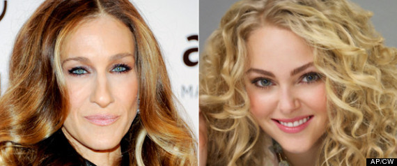 SARAH JESSICA PARKER THE CARRIE DIARIES