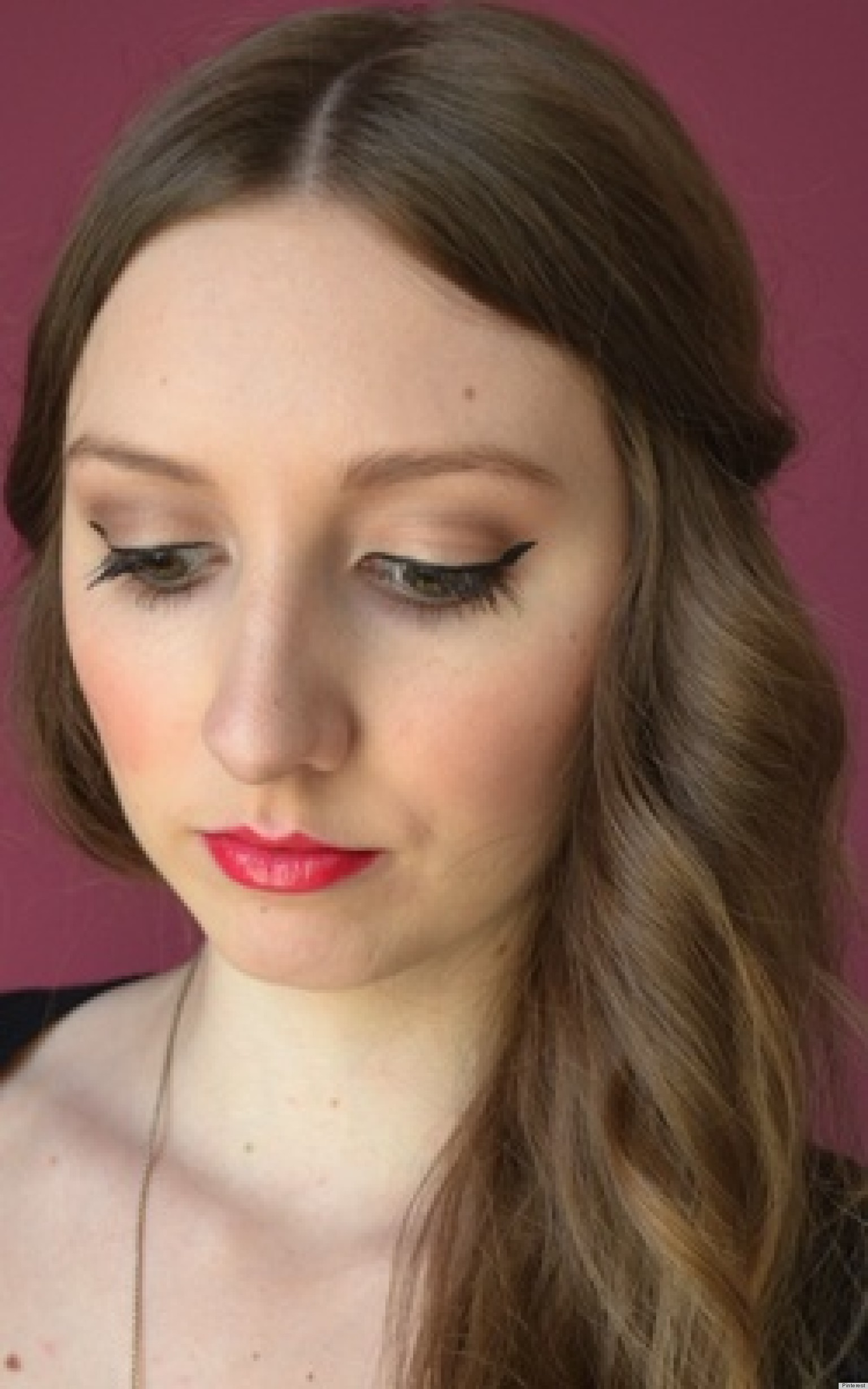 S Makeup: 7 Last-Minute Valentine's Day Makeup Looks From Pinterest