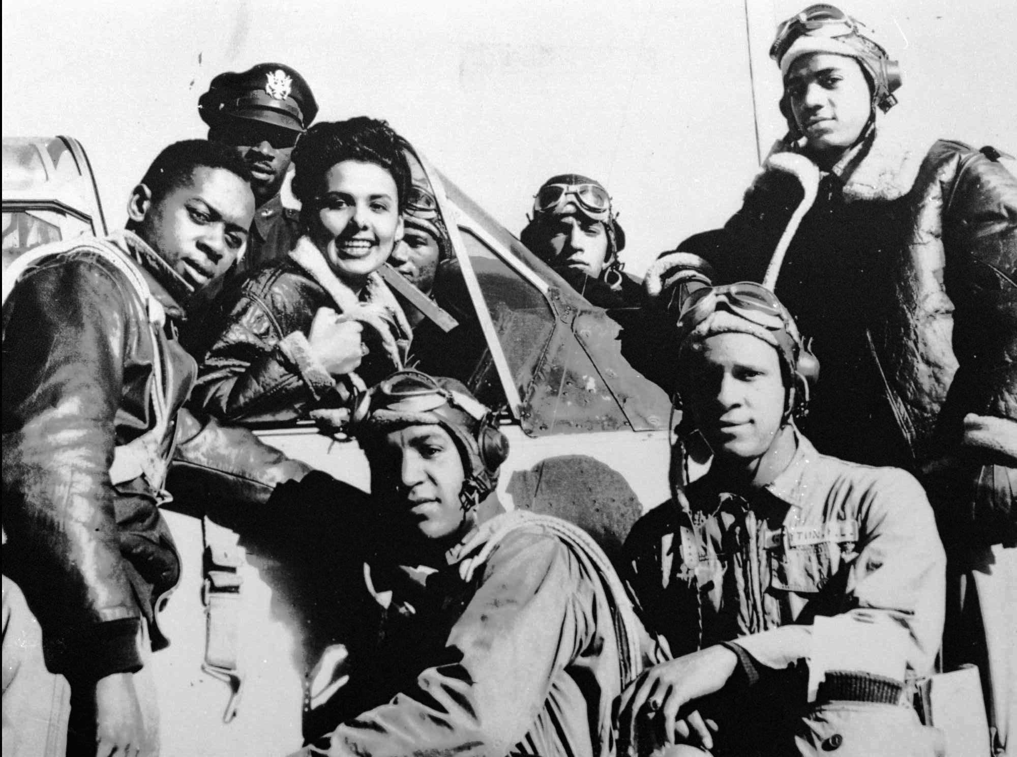 lena horne tuskegee airmen