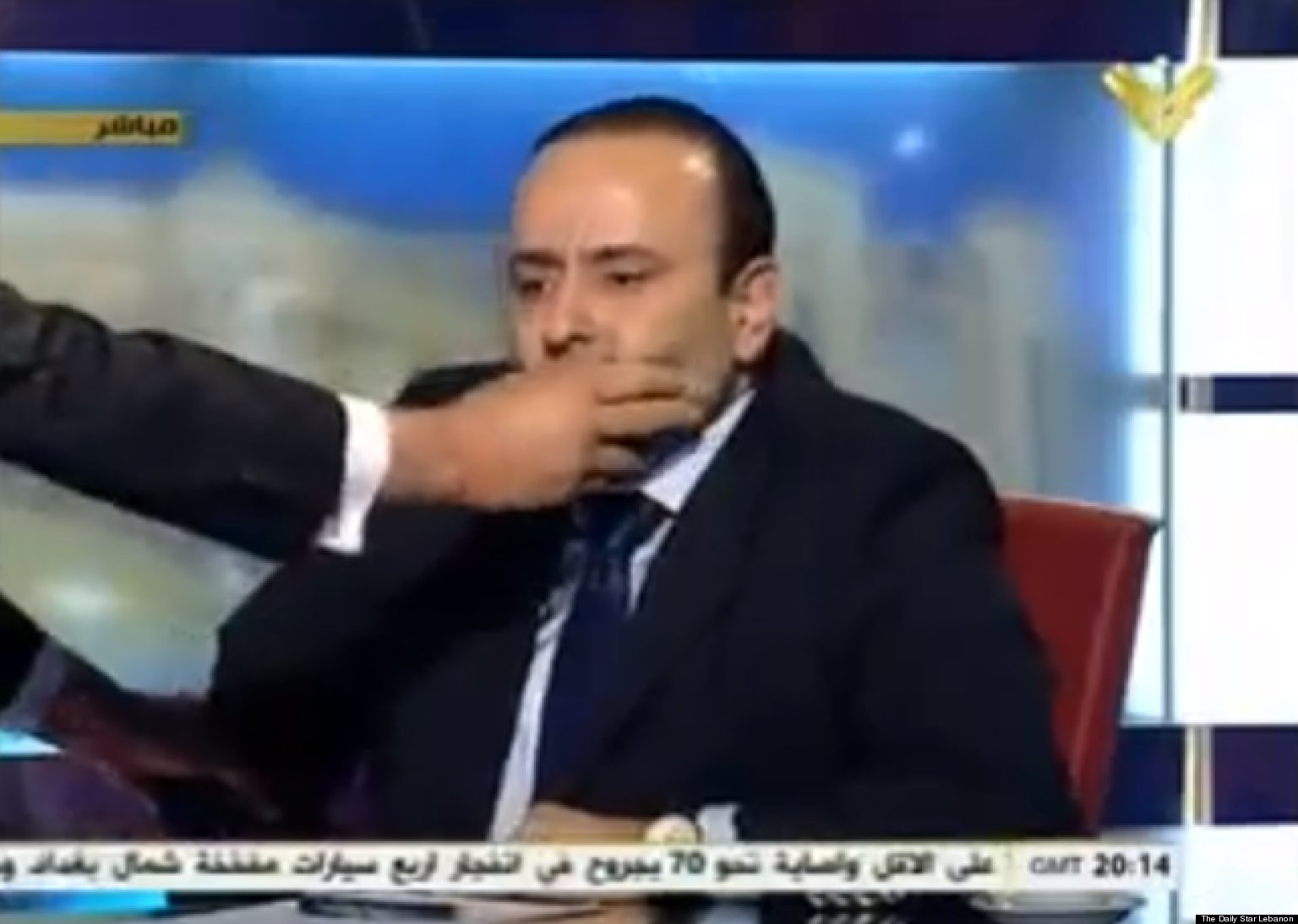 Syria Discussion Sparks Fight Between Guests During Live Show On Lebanon's Al-Manar TV (VIDEO ...