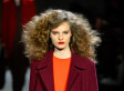 New York Fashion Week Backstage Beauty: Big '40s Hair And A Classic Red Lip At Marc By Marc Jacobs Fall 2013 (PHOTOS)