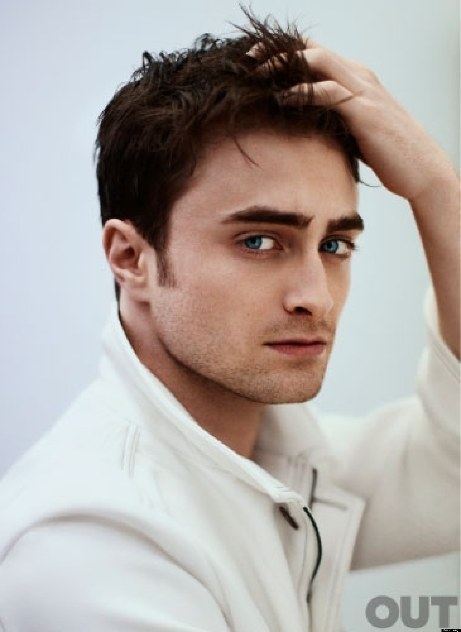 gay is daniel radclif