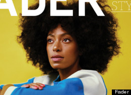 Solange Knowles Covers Fader 'Spring Style' Issue And Talks