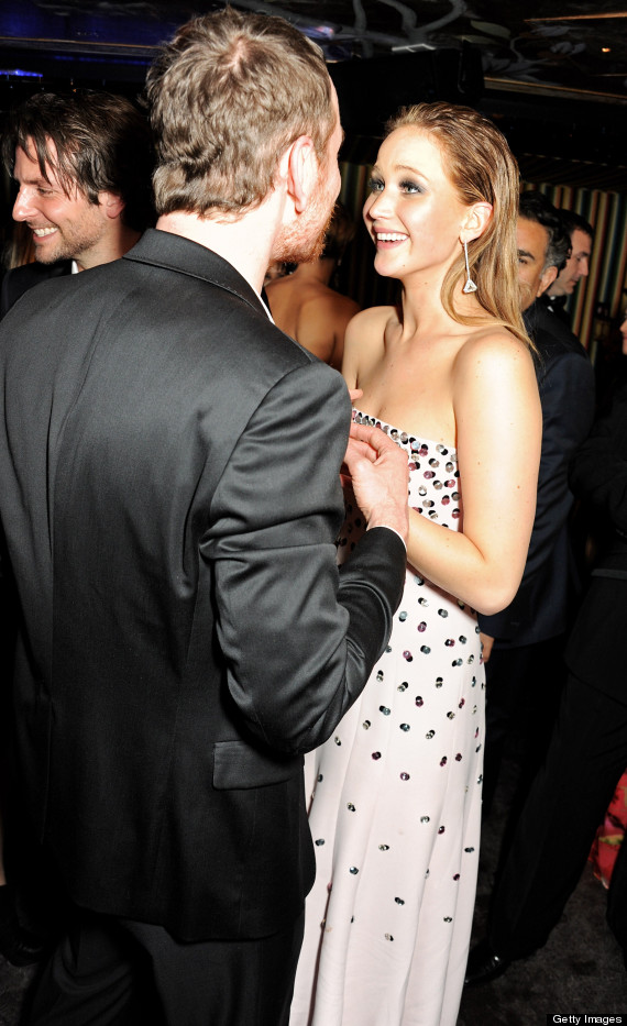 jennifer lawrence michael fassbender