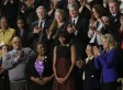 Michelle Obama's State Of The Union Dress 2013 Is A Glittery Sheath (PHOTOS)