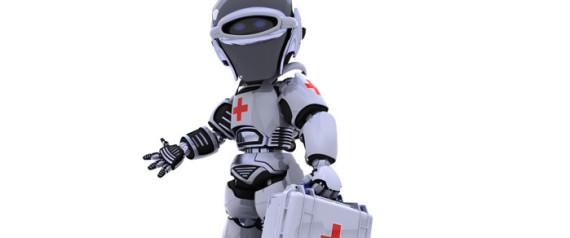 ROBOT DOCTEUR