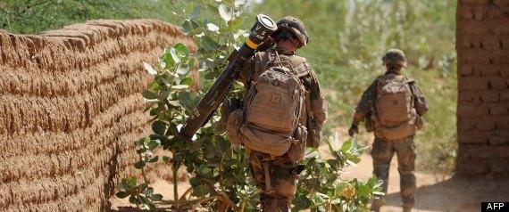 Mali : découverte d'un arsenal d'explosifs à Gao R-MALI-BOMBE-large570