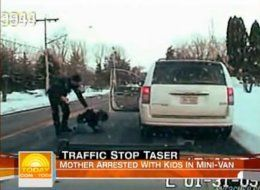 Mother Tasered In Front Of Children Will Sue (VIDEO)