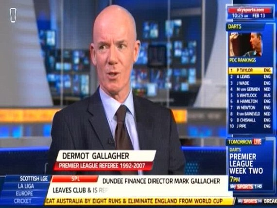 dermot gallagher