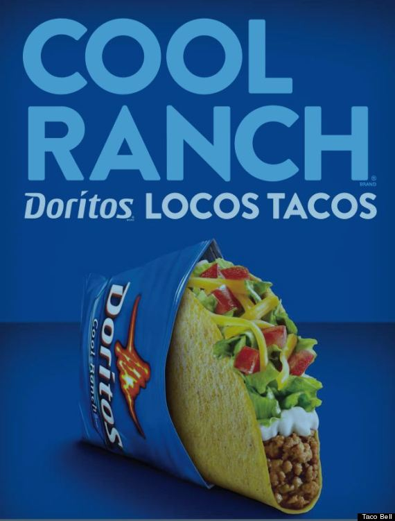 cool ranch doritos tacos