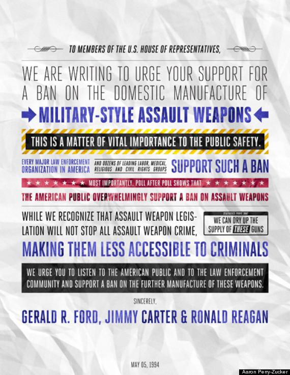 gun show poster art