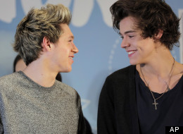 What Has Niall Just Beaten Harry To?