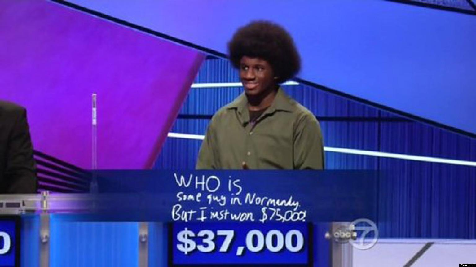 Teen Jeopardy Questions 83