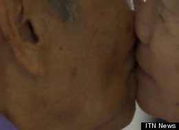 PUCKER UP: Couple In Their 70s Goes For World's Longest Kiss (VIDEO)