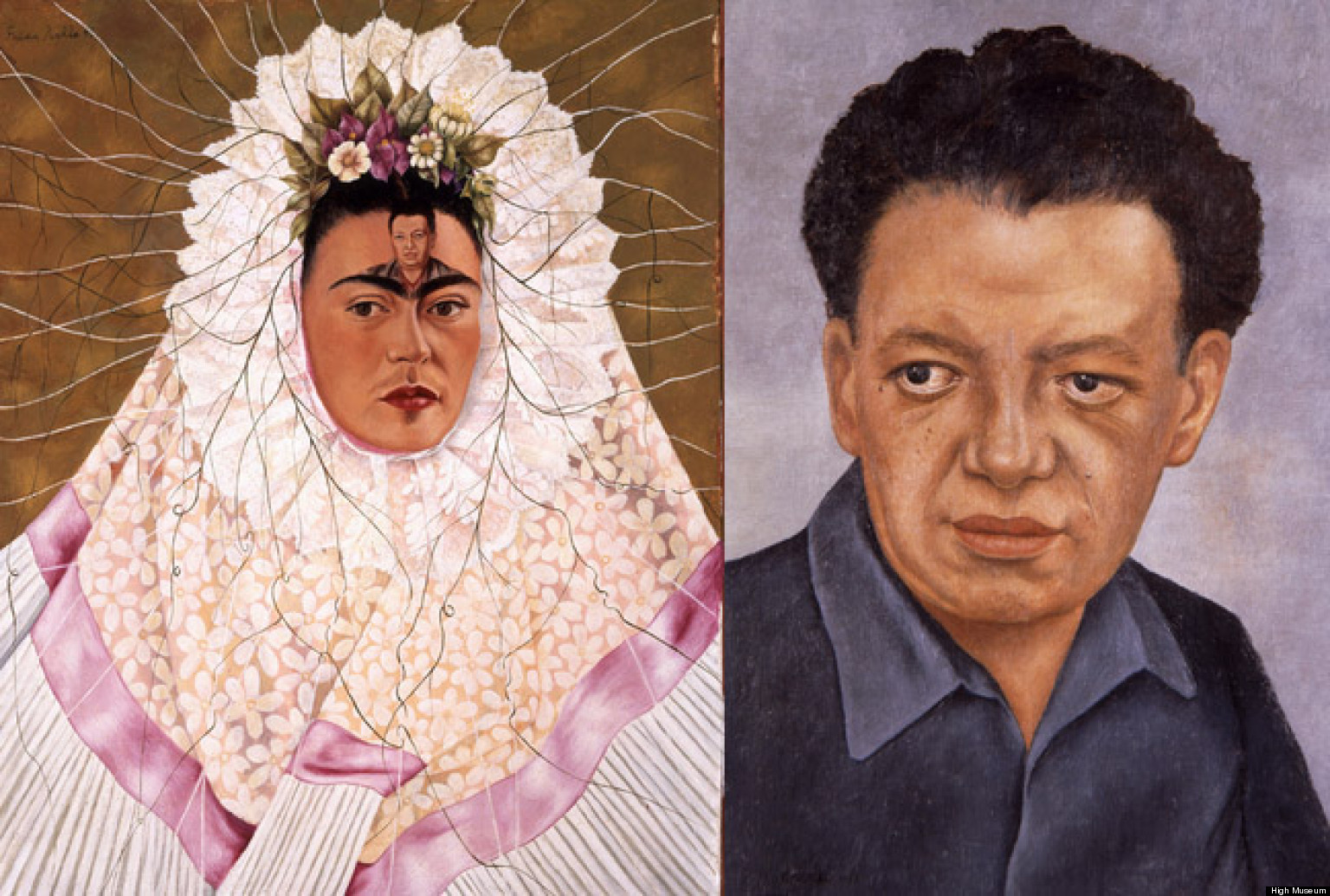 Epic Exhibition Honors Art's Golden Couple