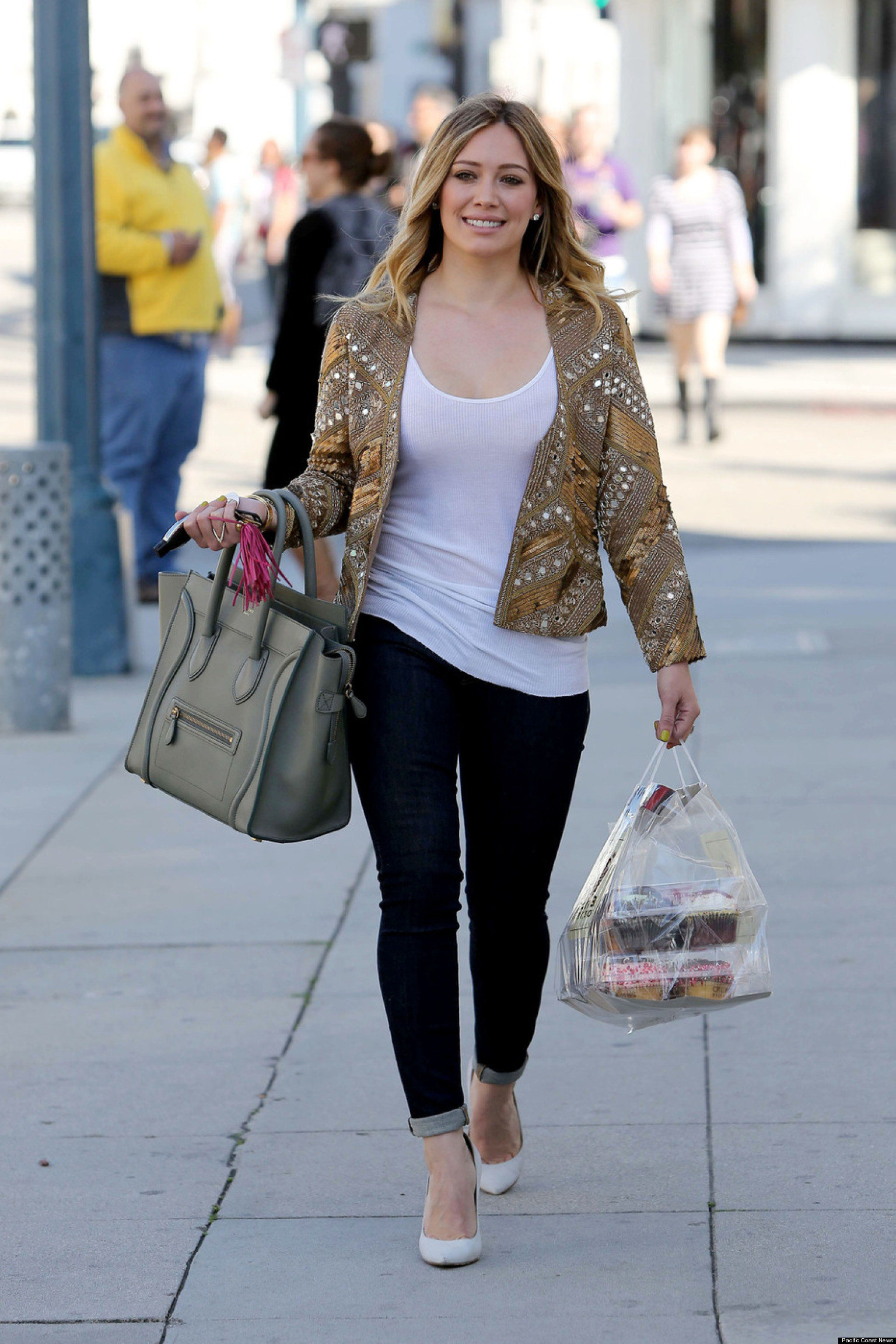 Hilary Duff Weight Loss: Singer Lost 30 Pounds Since ... Hilary Duff Weight