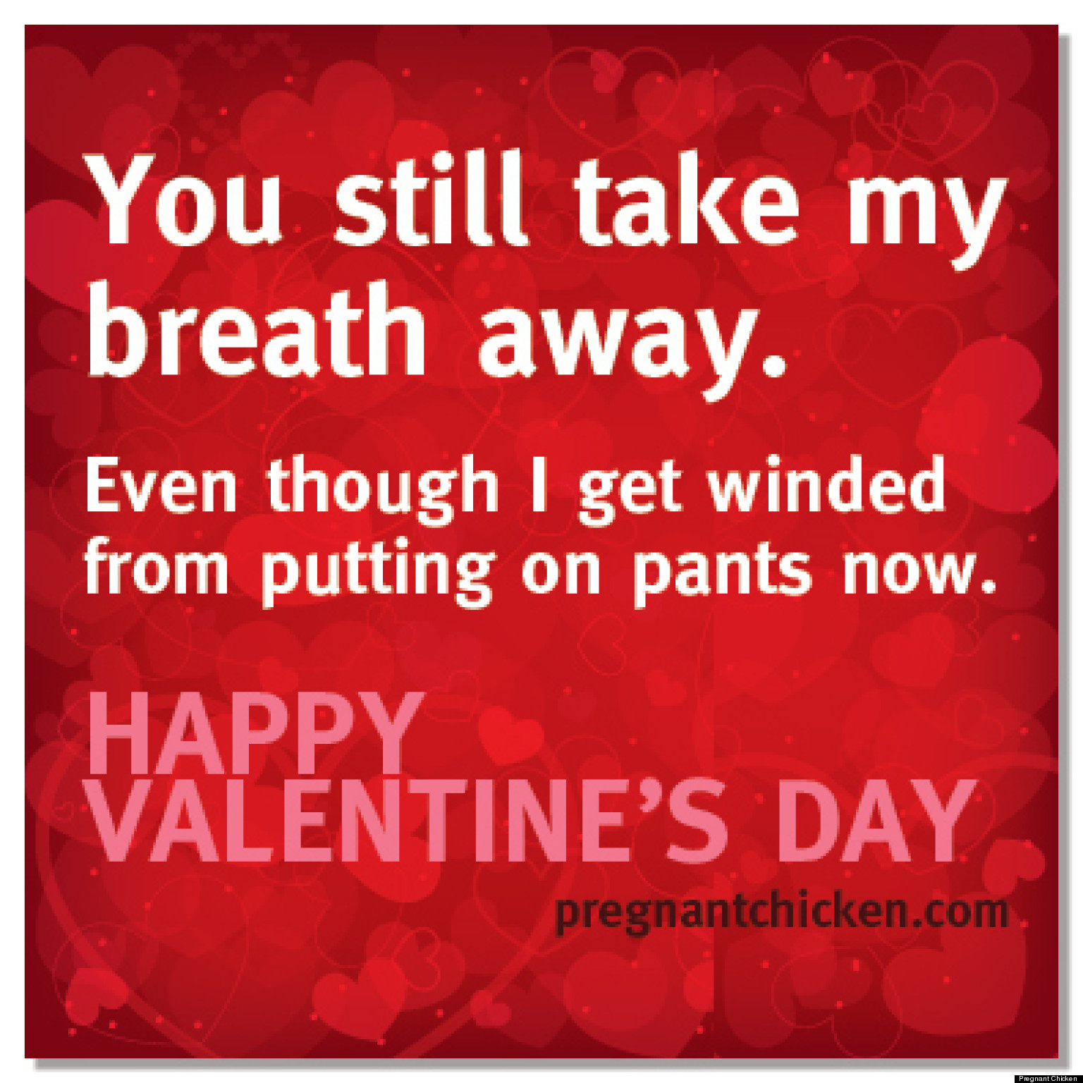 Happy Valentines Day Wife Quotes: Funny Valentines For Pregnant Women To Give Their Partners