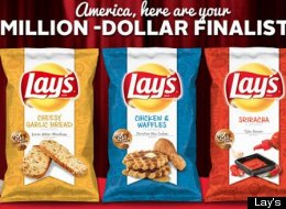 Taste Test: Lay's Crazy New Flavors
