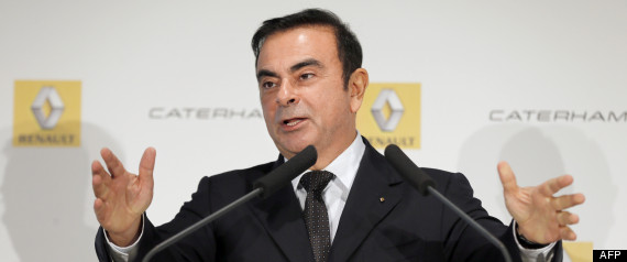 Renault Ghosn