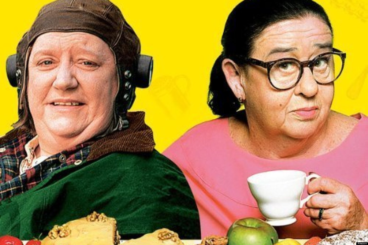 Two Fat Ladies Videos 57