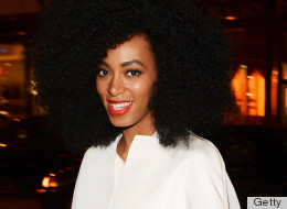 PHOTOS: Solange Knowles Takes A Page Out Of Lena Dunham's Style Book
