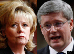 Pamela Wallin Travel Expenses Harper