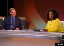 WATCH: What's Oprah's 'Love Language'?