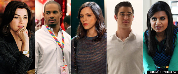 CANCELED TV SHOWS 2013