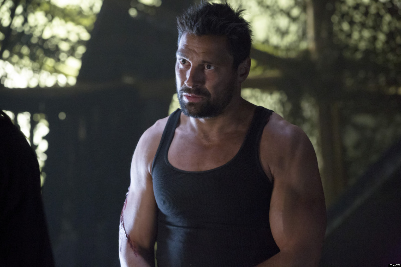 'Arrow': Manu Bennett Talks Playing Deathstroke And What's