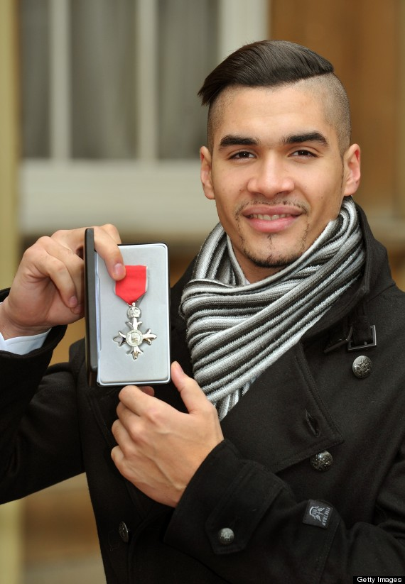 Louis Smith MBE louis smith mbe