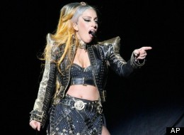 Gaga Forced To Cancel Tour