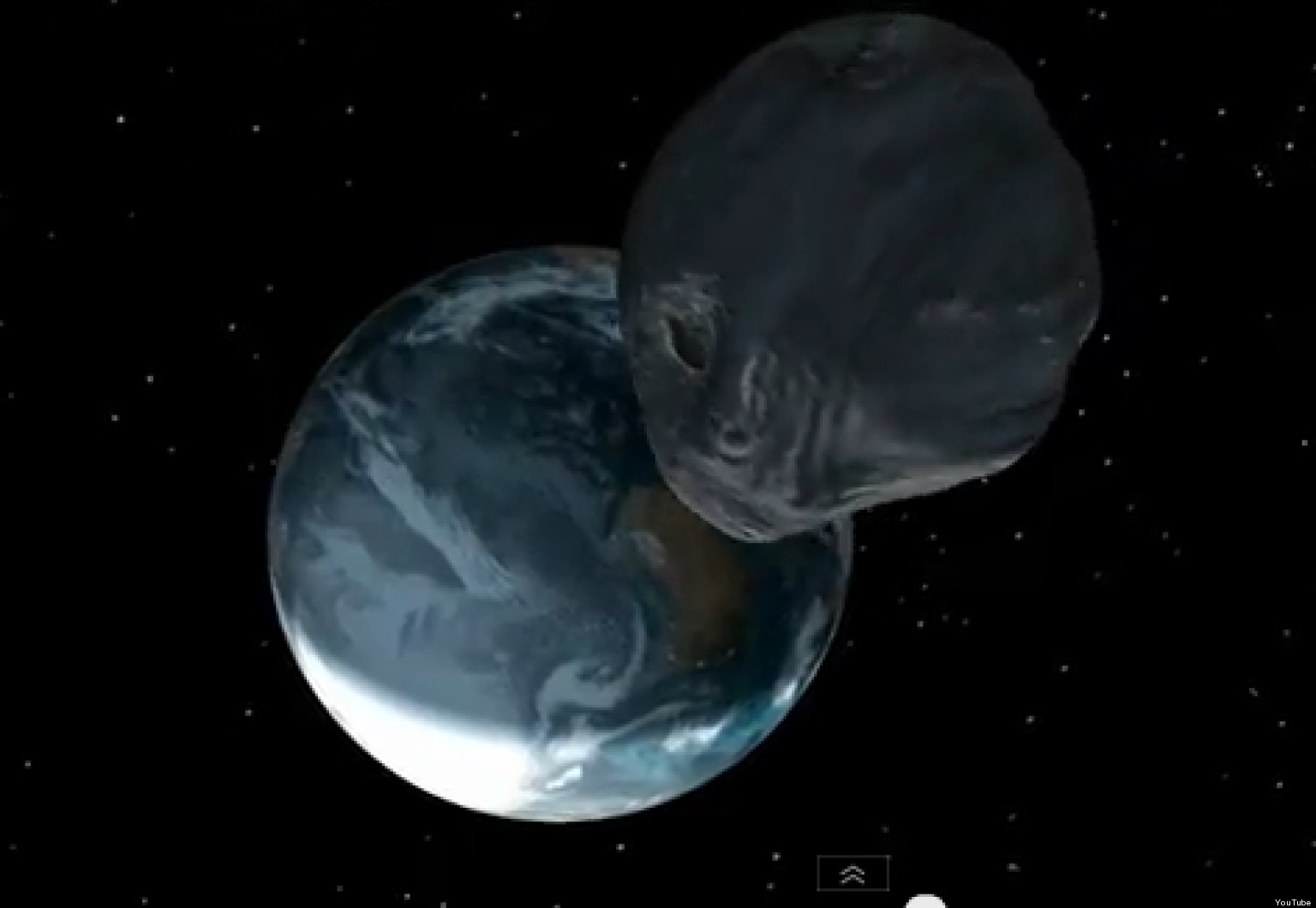 Asteroid 2012 DA14: Video Captures Perspective Of Near ...