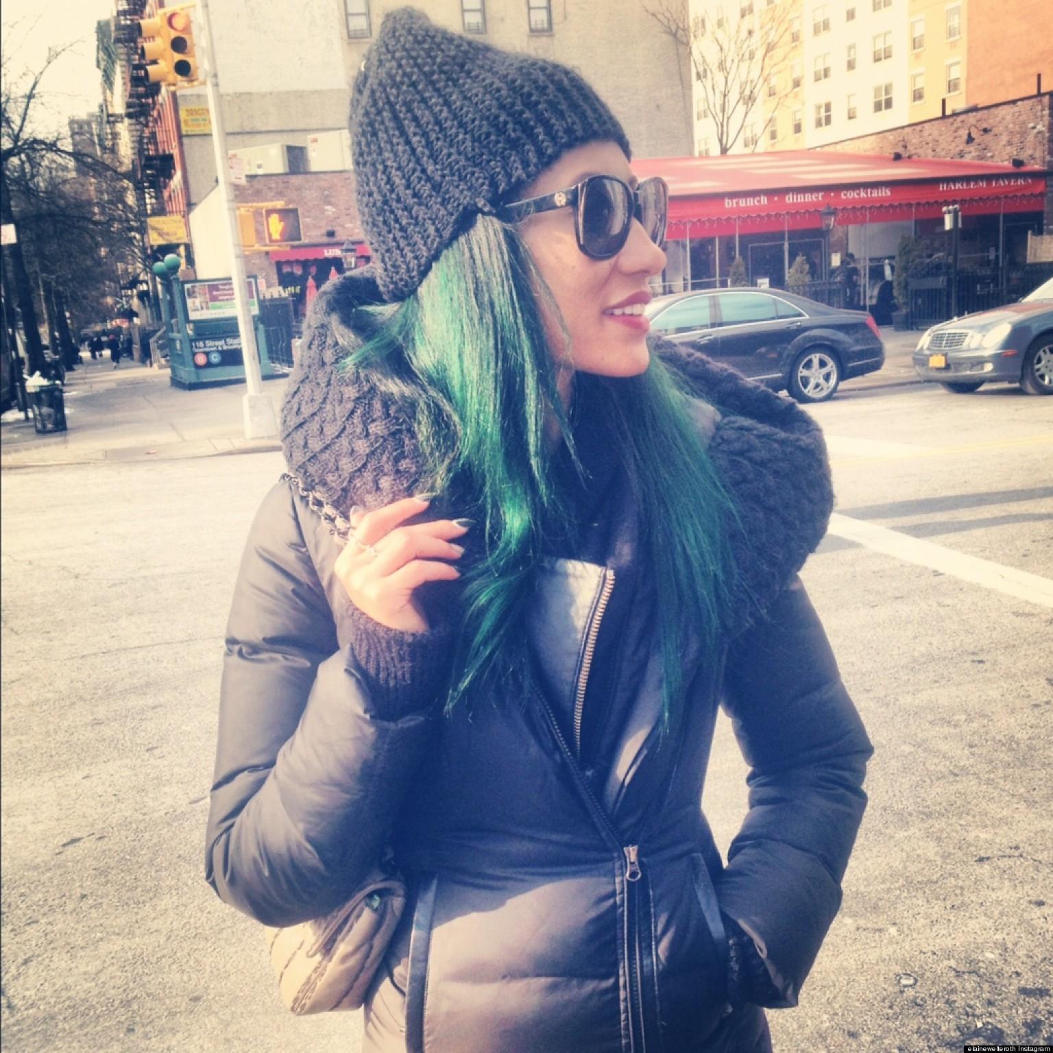 Hair Envy Teen Vogue Beauty Director Elaine Welteroth