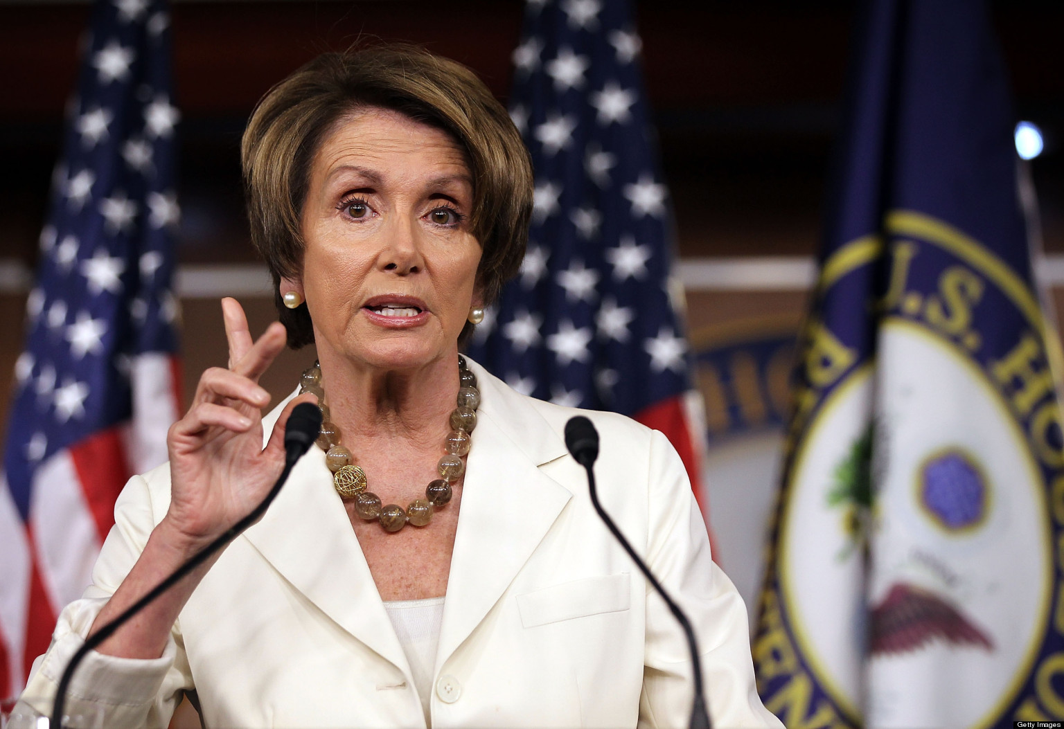 Nancy Pelosi Body