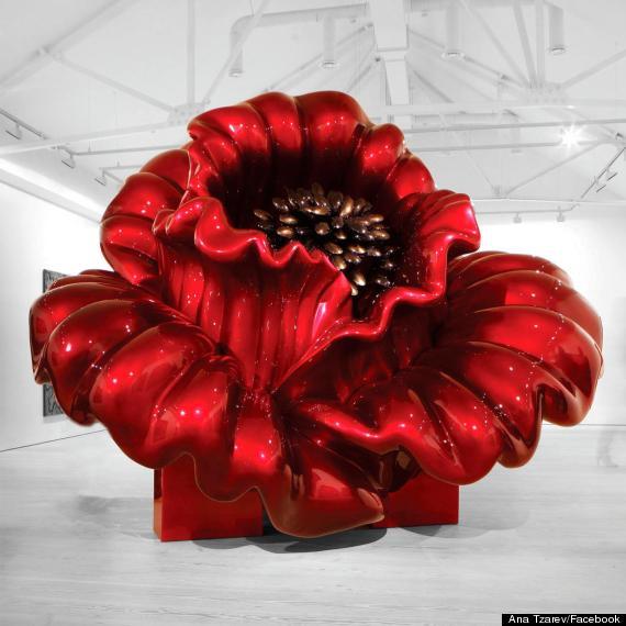 valentines day art exhibits