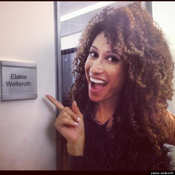 Hair Envy Teen Vogue Beauty Director Elaine Welteroth