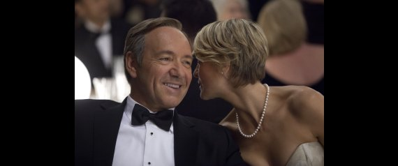 NETFLIX HOUSE OF CARDS MOST WATCHED
