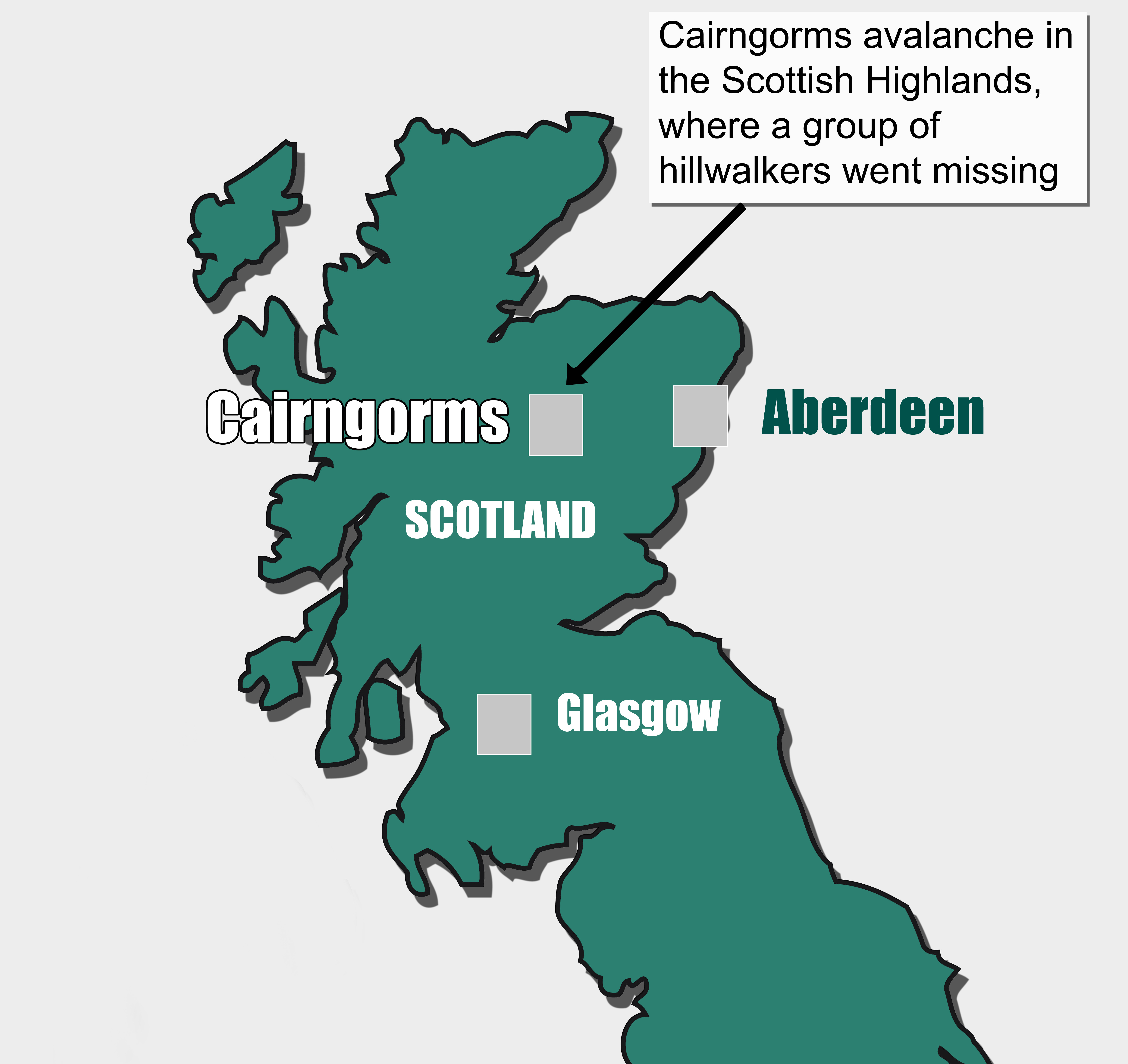 locator avalanche cairngorms