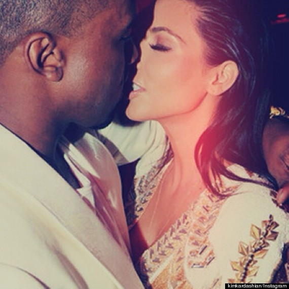 Kim Kardashian's Baby Gender Revealed -- But Only To Her And Kanye ...
