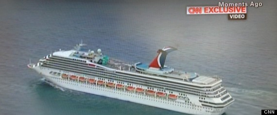 CNN CRUISE SHIP