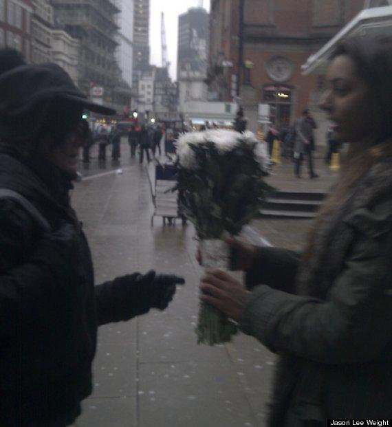 strangers get flowers 3