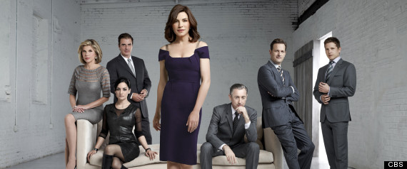 THE GOOD WIFE SEASON 4 CAST