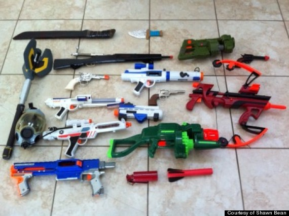 Toy Swords And Guns : Toy gun control huffpost