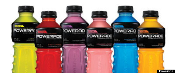 Bvo Powerade