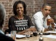 Michelle Obama Fiola Dinner: First Lady Dines At Top D.C. Restaurant, Eats Foie Gras