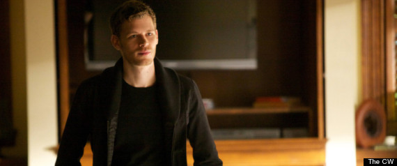 THE VAMPIRE DIARIES JOSEPH MORGAN