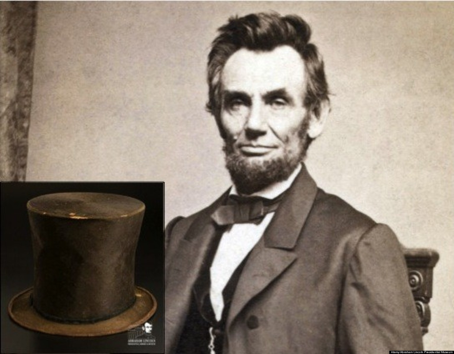 Lincoln Hat DNA: Panel...