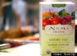Taste Test: Numi Savory Teas