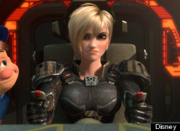 Jane Lynch Wreck It Ralph