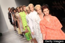 And We're Off! London Fashion Week A/W 2013 Opens